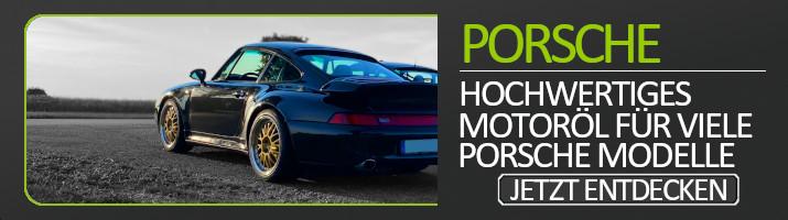 Motoröl für Porsche