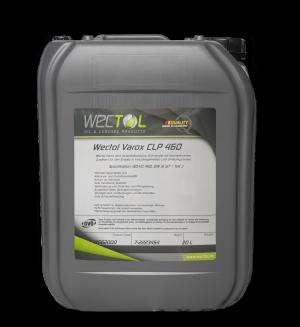 Wectol Getriebeöl Varox CLP 460 / 20 Liter
