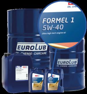 Eurolub Motoröl 5W40 Formel 1