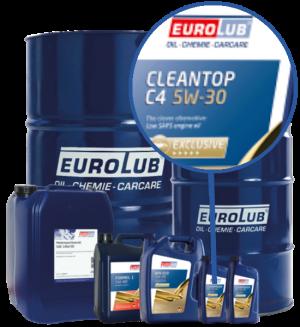 Eurolub Motoröl 5W30 Cleantop C4 5W-30